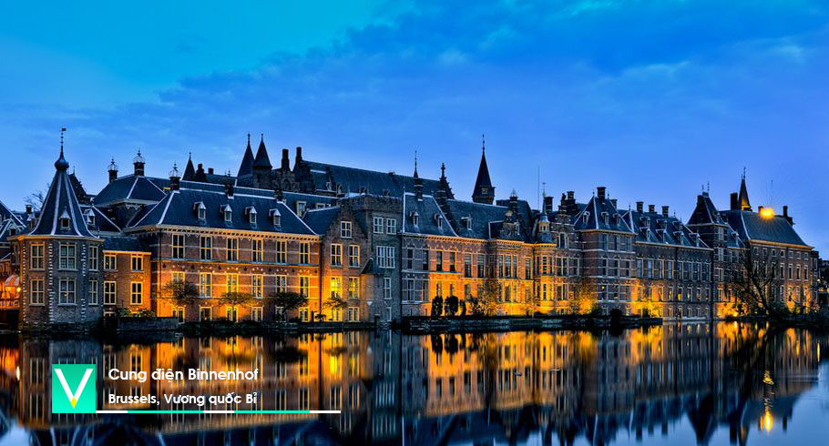 Binnenhof Palace (BRU)