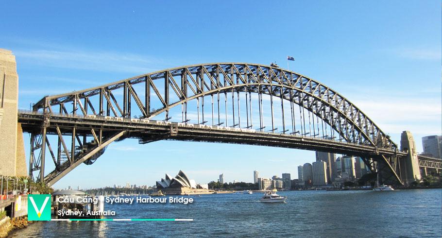 Cầu cảng Sydney 2 (SYD)
