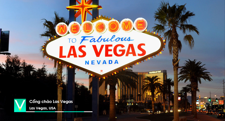 USA – Cong chao Las Vegas 2