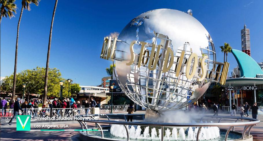 USA – Universal Studios 4