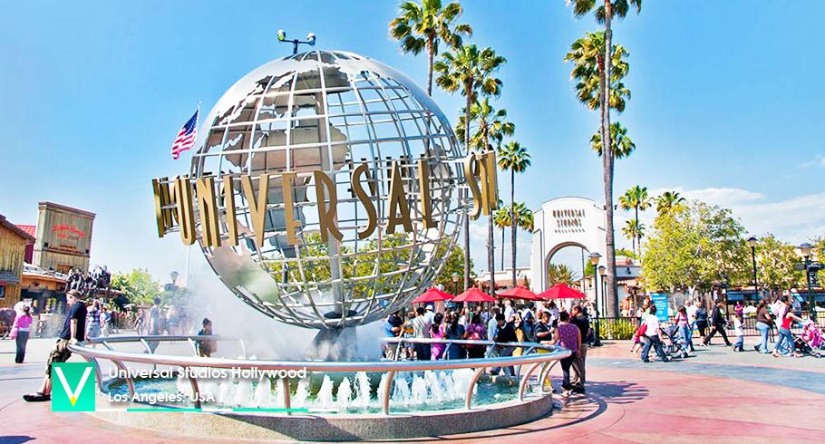 USA – Universal Studios